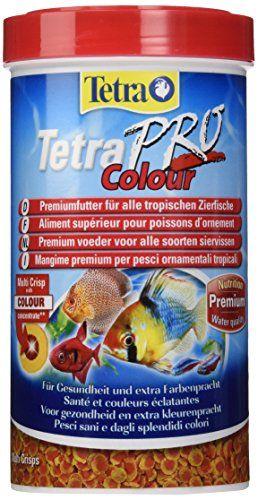 Great Tetra Pro Colour Premiumfutter f r alle tropischen Zierfische Farbkonzentrat f r