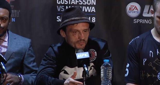 Brad Pickett explains why nothing is certain ahead of Chico Camus Fight @ UFC Austin, Texas | TalkingBrawlsMMA.com