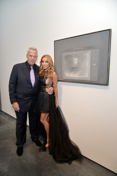 Steve Tisch & Katia Francesconi's Photos: LACMA 50th Anniversary Gala Sponsored By Christies - Inside
