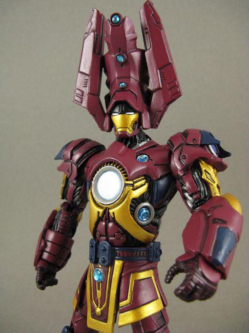 -galactusbuster- | Iron man avengers, Iron man, Iron man armor  -galactusbuster...