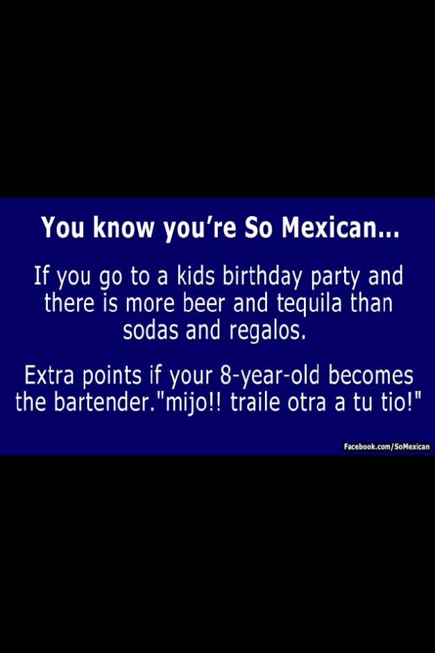 Mexicans :p hehe