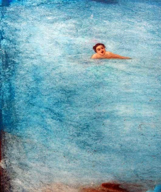 Komet__Swimming Boy http://www.turkishpaintings.com/content/mod_images/painters/works/large/z_komet_isimsiz_2009.jpg