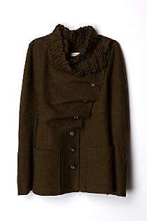 Anthropologie - Arslan Sweater Coat