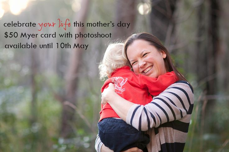 Mothers day $50 Myer gift card with voucher purchase!