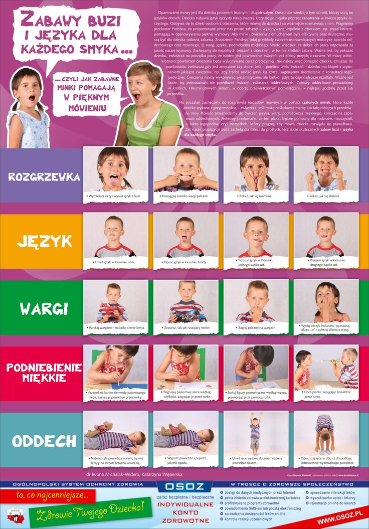 Informacje logopedyczne – Centrum Językowe Perfect