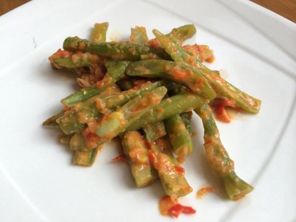 Judías Verdes A La Andaluza Fácil Receta Judias Verdes Cocina Andaluza Verduras