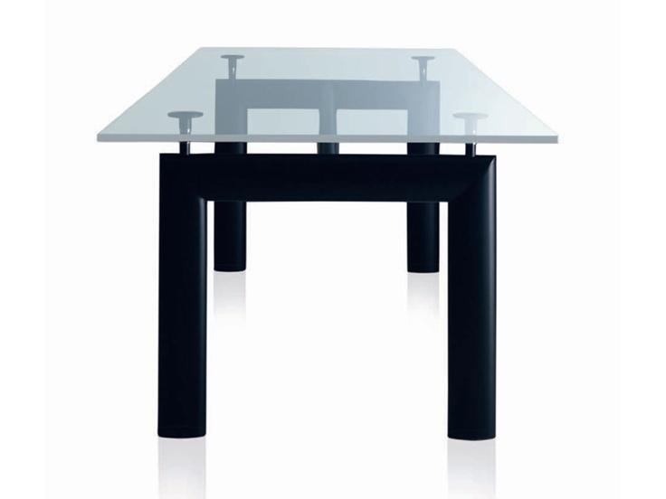 17 best images about tables on pinterest parks le - Table le corbusier lc6 ...