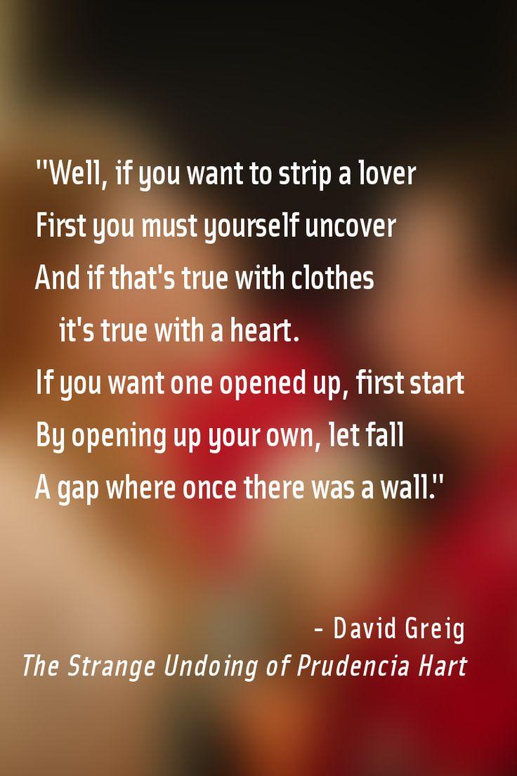 David Greig - The Strange Undoing of Prudencia Hart