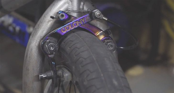 How To Install and Adjust BMX Brakes  VIEW: http://bmxunion.com/daily/colony-how-to-install-and-adjust-bmx-brakes/  #BMX #bike #brakes #howto #bicycle #maintenance #adjust