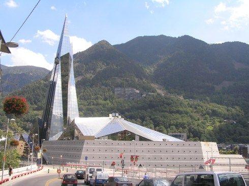 Andorra la Vella - Caldea Spa