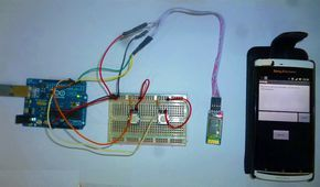 App inventor Arduino Bluetooth. de Arduino al móvil. Del móvil al Arduino. Cargar Bluetooth. IDE Arduino.