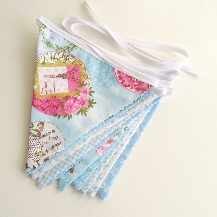 Beautiful bunting just listed.
