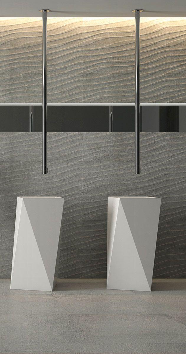 Moderne Badezimmer Fliesen Banos