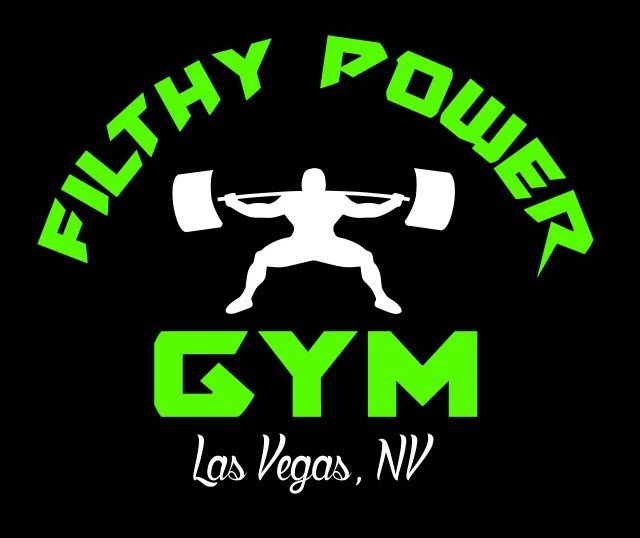Las Vegas's Strongest Powerlifting Gym. (702) 473-5812.