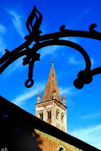 saluzzo - chiesa di san giovanni - Piemont - Italy