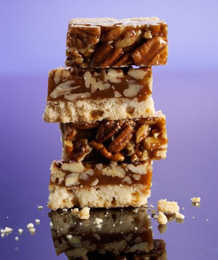Delicious Bar Cookies | Pecan Bars, Bar and Pecans
