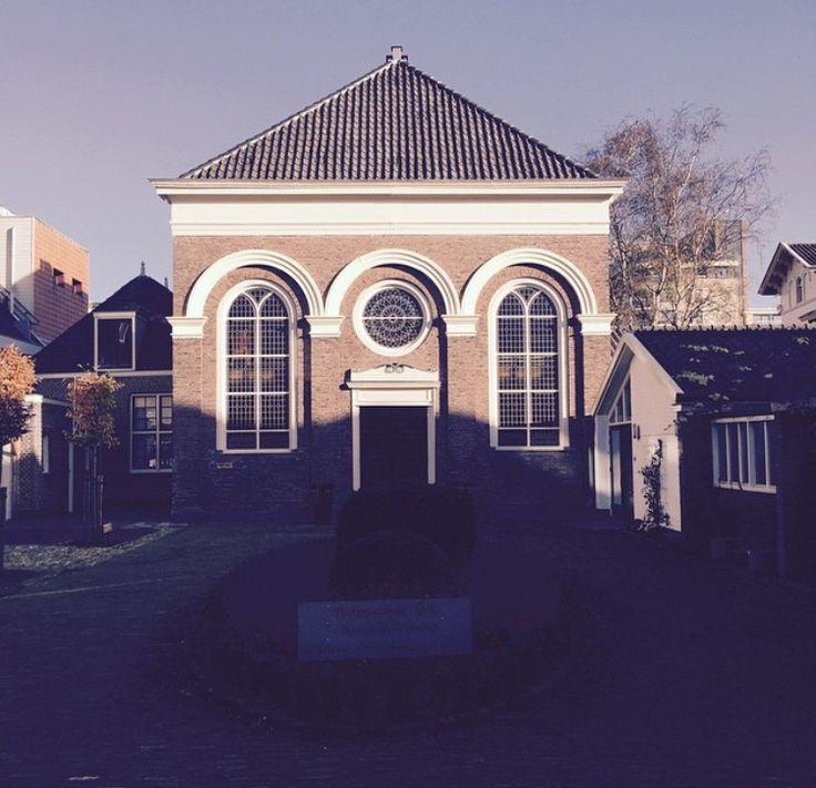 Doopsgezinde kerk in Alkmaar