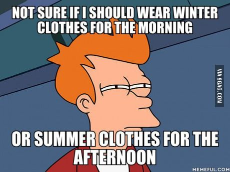 It's getting to that time of the year again..