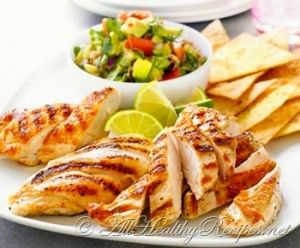 This is a traditional Mexican recipe for grilled chicken. Flavorful and tangy, this chicken grills up tender and juicy. Not too spicy with great Mexican flavor