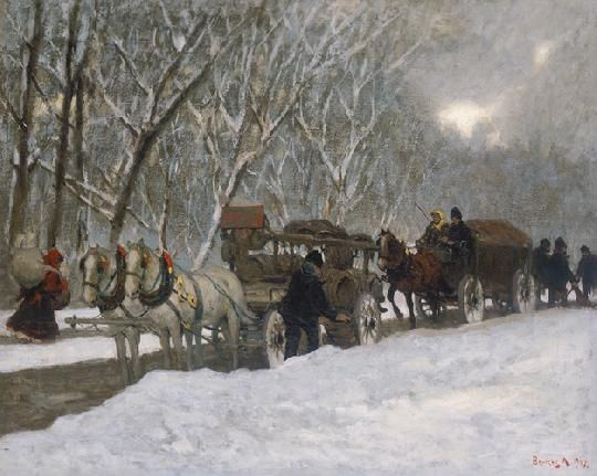 BERKES ANTAL (1874-1938)