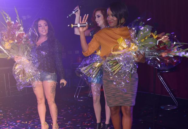 Mutya Keisha Siobhan perform at G-A-Y at Heaven nightclub