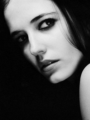 Eva Green - Vairë the Weaver; weaves the story of the World in her tapestries