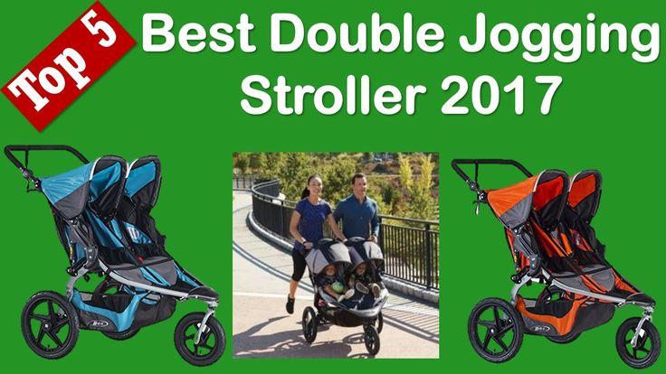 Best Double Jogging Stroller Reviews 2017