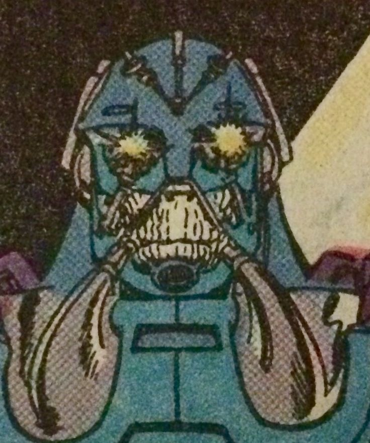 The Anti-Monitor 1985