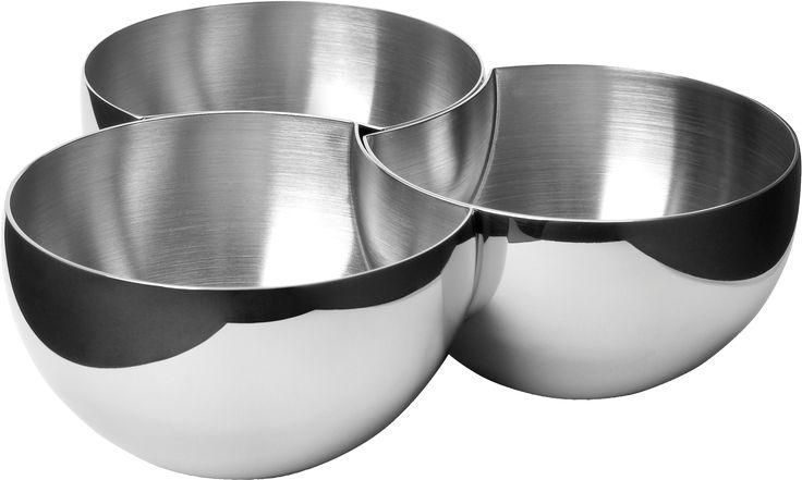Carl Mertens Liaison Cups - 3 pcs