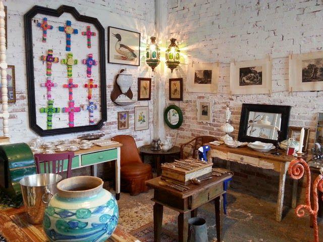 La Nave que Late. Feria de antigüedades y decoración vintage  en Santander 18,19 y 20 de julio