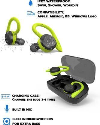 Pin By Flipkart Fashion World On Head Phone Wireless Bluetooth Headphone In 2020 Bluetooth Headphones Headset Price Headset