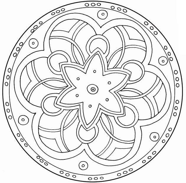 Geo Shape Coloring Pages Coloring Pages Pinterest