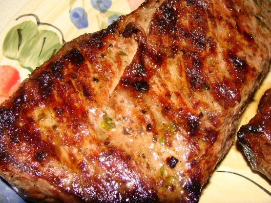 Make and share this Grilled Tri-Tip Roast With Tequila Marinade recipe from Food.com.