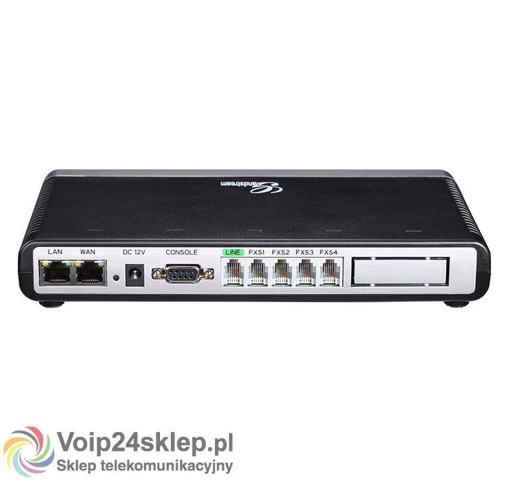 Bramka Voip Grandstream GXW 4004 (4 porty FXS)