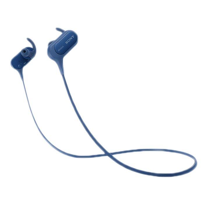 Bluetooth гарнитура Sony MDR-XB50BS Blue