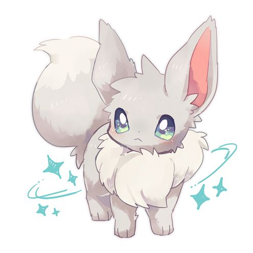403 best pokemon eevee images on pinterest - Evolution pokemon argent ...