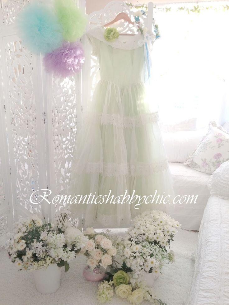 Tulle dress Romantikev.com
