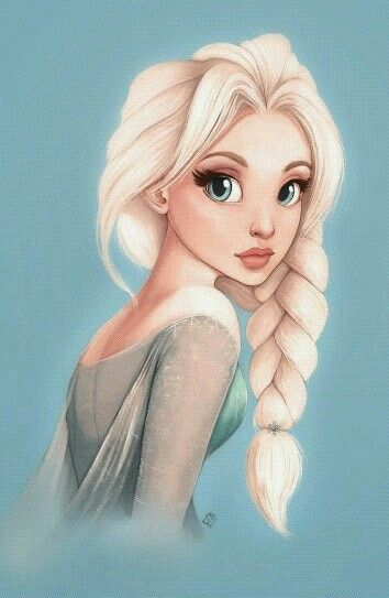Elsa fanart