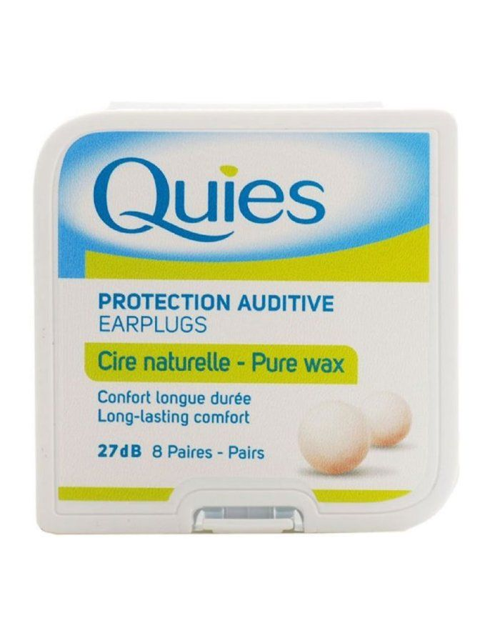 Miscellaneous Quies Natural Wax Ear Plugs X 8 Pairs Effective noise protection Original Quies natural wax earplugs keep your hearing safe, with a noise reduction rating of 27dB.Because they are made from natural wax, Quies wax earplugs warm to your bod http://www.MightGet.com/january-2017-11/miscellaneous-quies-natural-wax-ear-plugs-x-8-pairs.asp