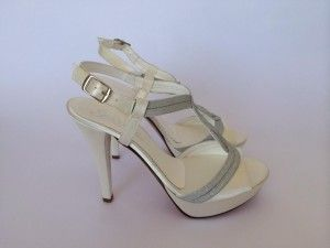 Model: Olga - Collezione di Scarpe da Sposa di Gloria Saccucci