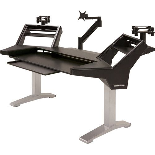 argosy halo k xl b s halo k ultimate studio desk halo - Home Studio Desk Design