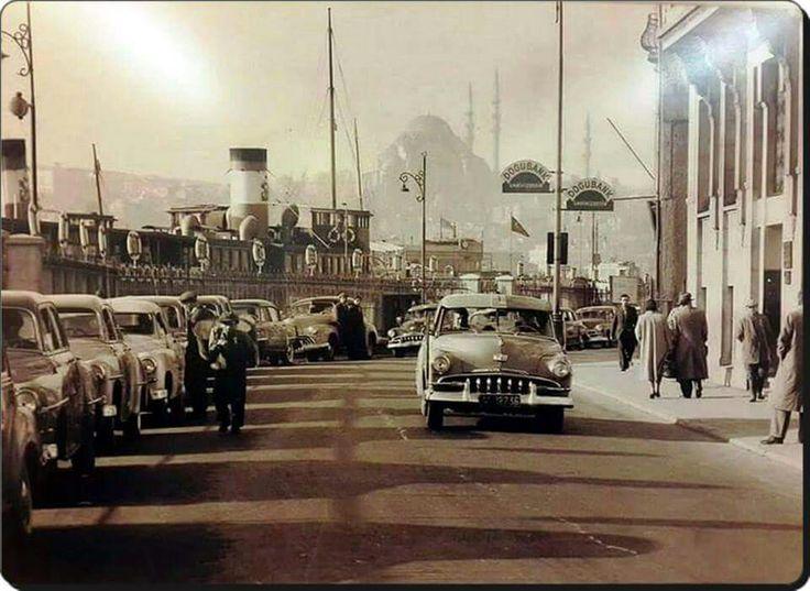 Karaköy 1955