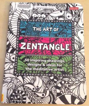 The Art of Zentangle Blog Post
