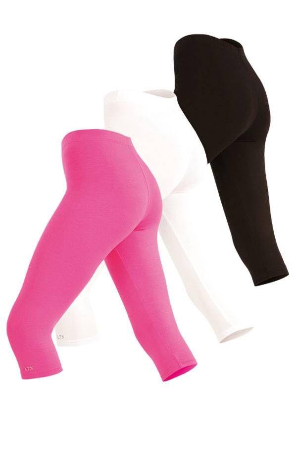Litex Sportswear Meisjes legging 3/4 lengte.