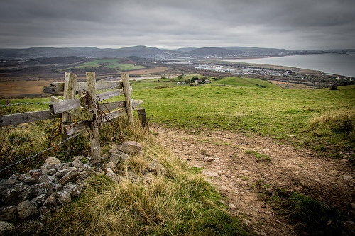 Port Talbot from Kilvey Hill