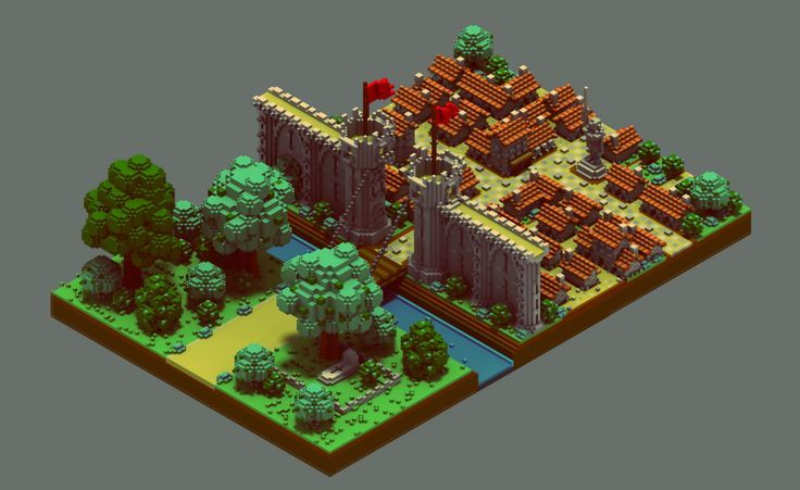Image Result For Me Val City Building Game Pixel