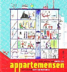 Appartemensen (+ cd) - Dimitri Leue, verteld door Britt Van Marsenille