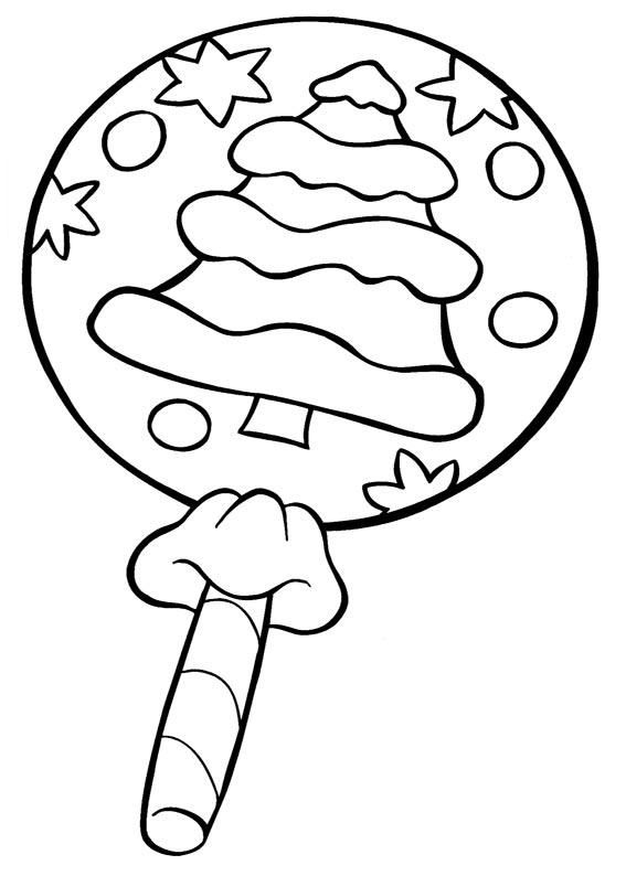 Lollipop Coloring Pages Christmas Coloring Pages Coloring Pages