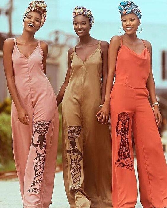 les plus adorables pièces de mode africaine