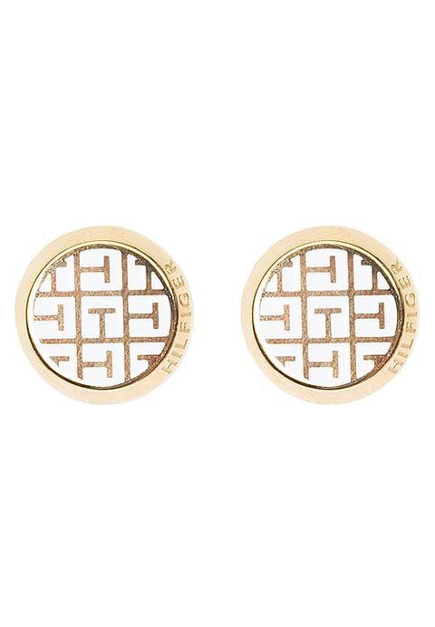 Edle Accessoires für lässige Looks! Tommy Hilfiger Ohrringe - gold-coloured für 69,95 € (12.03.17) versandkostenfrei bei Zalando bestellen.